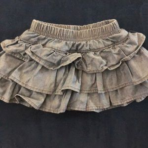 Hanna Andersson tiered skirt